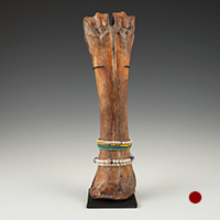 Bone Doll, Fali Tribe, Cameroon