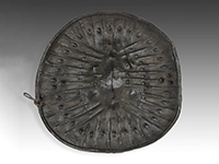 Shield, Sidamo/Oromo people, Ethiopia