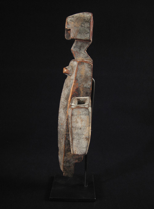 African Tribal Art - Door lock, Bamana, Mali, right side