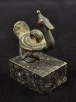 Bronze bird, Burkina Faso