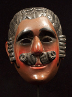 Art of the Americas - Don Jose Mask, Guatemala
