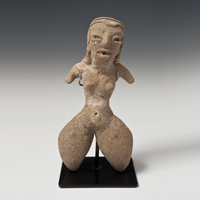 Female Figure, Tlatlico, Mexico