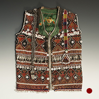 Child's Vest, Kohistan Area, Pakistan