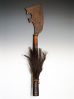 Dao Sword, Naga People, Nagaland, Northeastern India