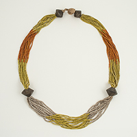 Necklace, Khond, India