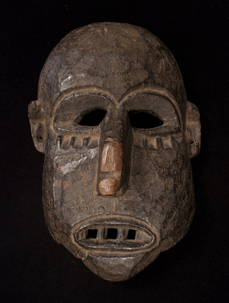 Asian Tribal Art - Mask, Middle Hills, Nepal