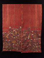 Man's wedding shawl (doshalo), Rajasthan, India