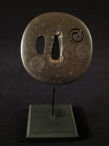 Asian Tribal Art - Tsuba, Japan