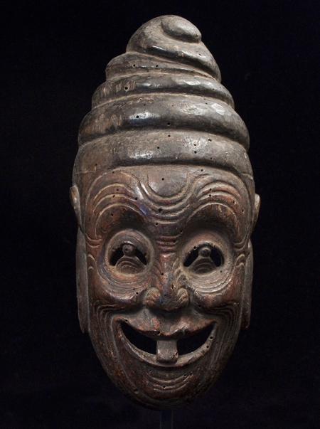 Qintong the Buffoon, Nuo Mask, China