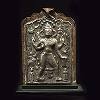 Votive Plaque, India