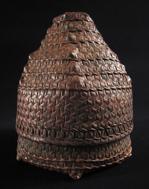 Indonesian Tribal Art - Storage basket, Timor