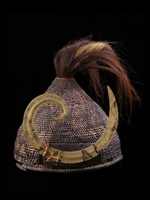 Hat with Sanggori, Sulawesi