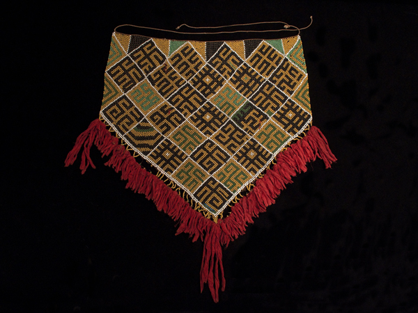 Ceremonial Apron, Geelvink Bay, West Papua