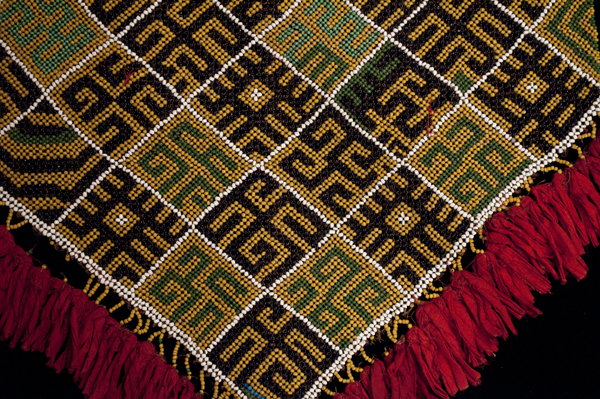 Ceremonial Apron, Geelvink Bay, West Papua, detail