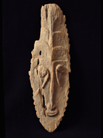 Ancestor face, Blackwater River