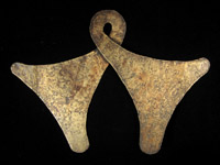 Indonesian Tribal Art - Marangga pectoral, Sumba Island, Indonesia